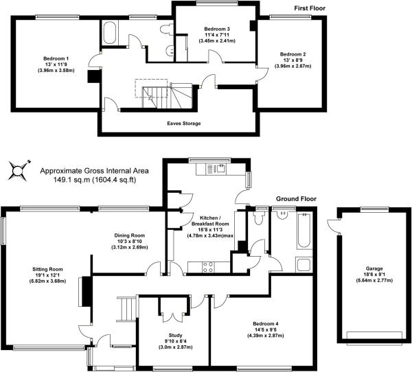 Plan Chalet Chalet Style Floor Plans