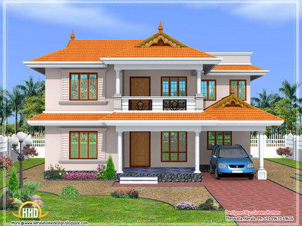 Kerala Style House Design Kerala House Plans and Elevations