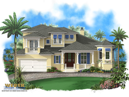 Key west style homes house plans key west style homes for Key west style house plans