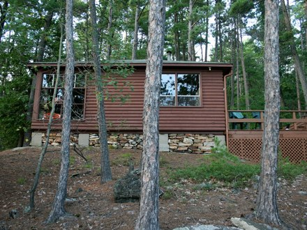 Lakeside Cabin Plans Waterfront Vacation Home Plans