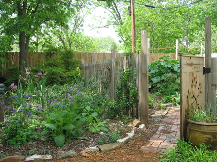 Low Fencing for Garden Borders Cottage Garden Fence