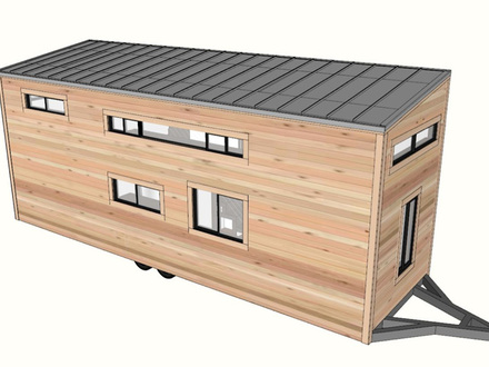 Luxury Tiny House On Wheels Tiny House On Wheels Plans