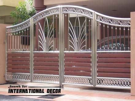 Main Gate Design Simple Iron Gate Designs