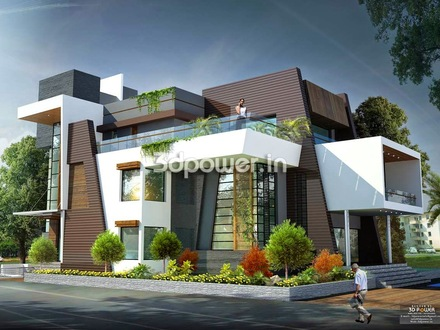 Modern Bungalow House Design India Small Lot Modern House Designs