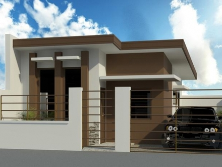 Modern Bungalow House Philippines Small House Design Plan Philippines