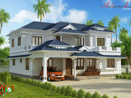 New Orleans Courtyard House Plans Kerala Style House Plans and Elevations
