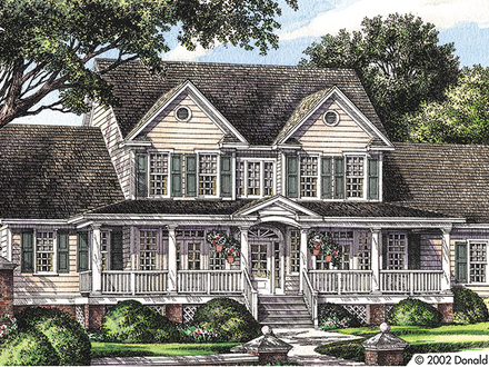 New old farmhouse plans old farmhouse style house plans for Classic country house plans