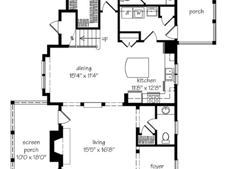 Open Floor Plans Print this floor plan Print all floor plans