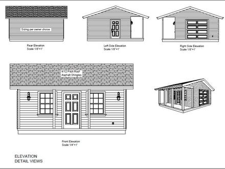 Pool House Building Plans Small 10X20 Pool House Plans