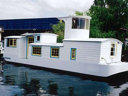 Seattle Houseboat Vacations Houseboat Living
