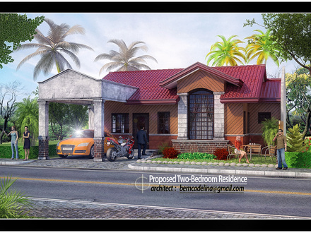 Simple Bungalow House Design Philippines Philippine Bungalow House Design