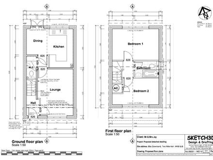 Simple Small House Floor Plans Building Design House Plans 2 Bedrooms