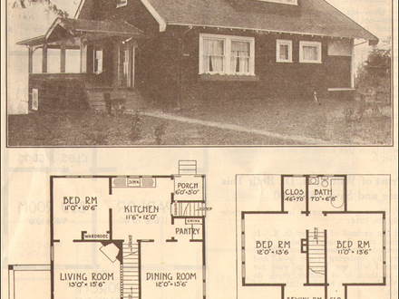 Single Storey Bungalow House Plans Old Bungalow House Plans