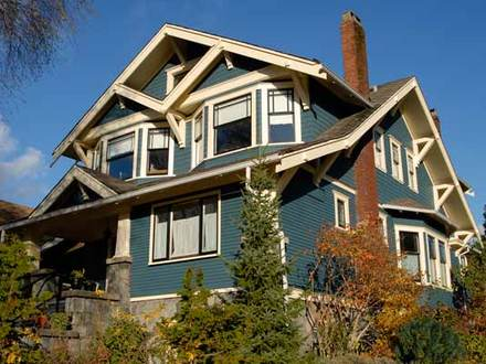 Single Story Craftsman Style Homes Craftsman Style Home Exteriors of Houses Colors