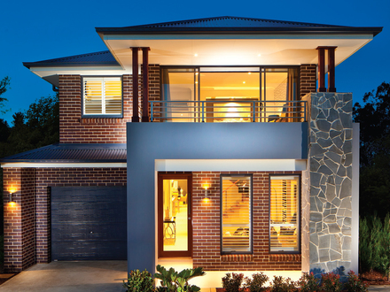 Small 2 Story Modern House Designs 2 Story House Blueprints