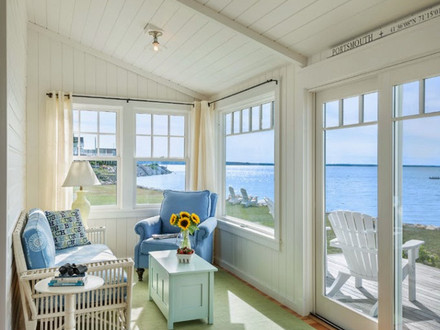 Small Beach Cottage Living Room Beach House Living