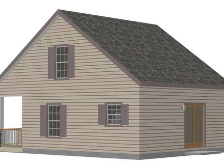 Small Cabin Plans Small Cottage Cabin House Plans