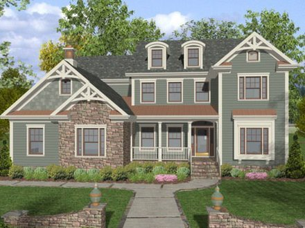 Small Craftsman House Plans Craftsman House Plans with Porch