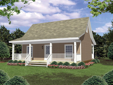 Small Guest House Floor Plans Small Country House Plans