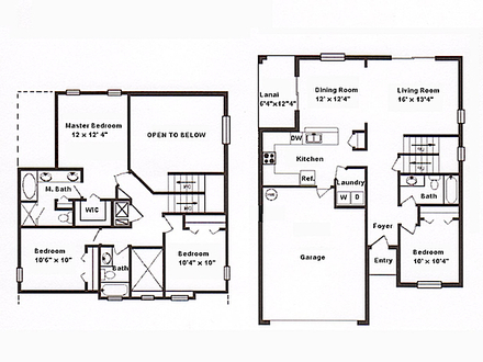Small House Layout Small Bedroom Layout