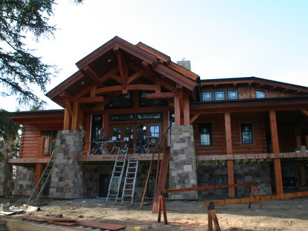 Small Log Cabin Homes Plans Log Home House Plans
