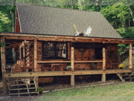 Small Log Cabins and Cottages Small Log Cabin Homes