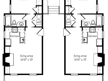 One story house plans southern living southern living for Dog trot house plans southern living