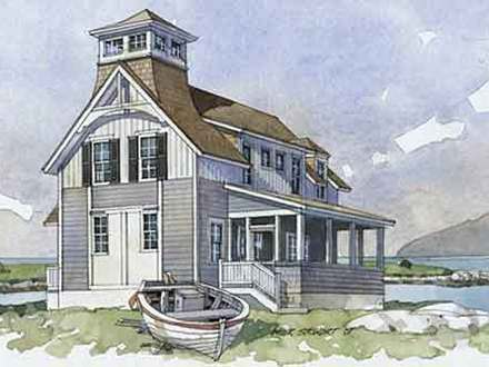 Southern Living Beach House Plans Small Cottage House Plans Southern Living