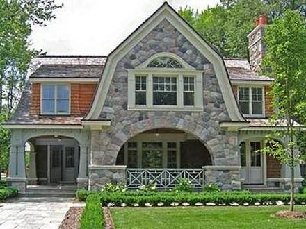 Stone Cottage Style Homes Modern Cottage Style Homes