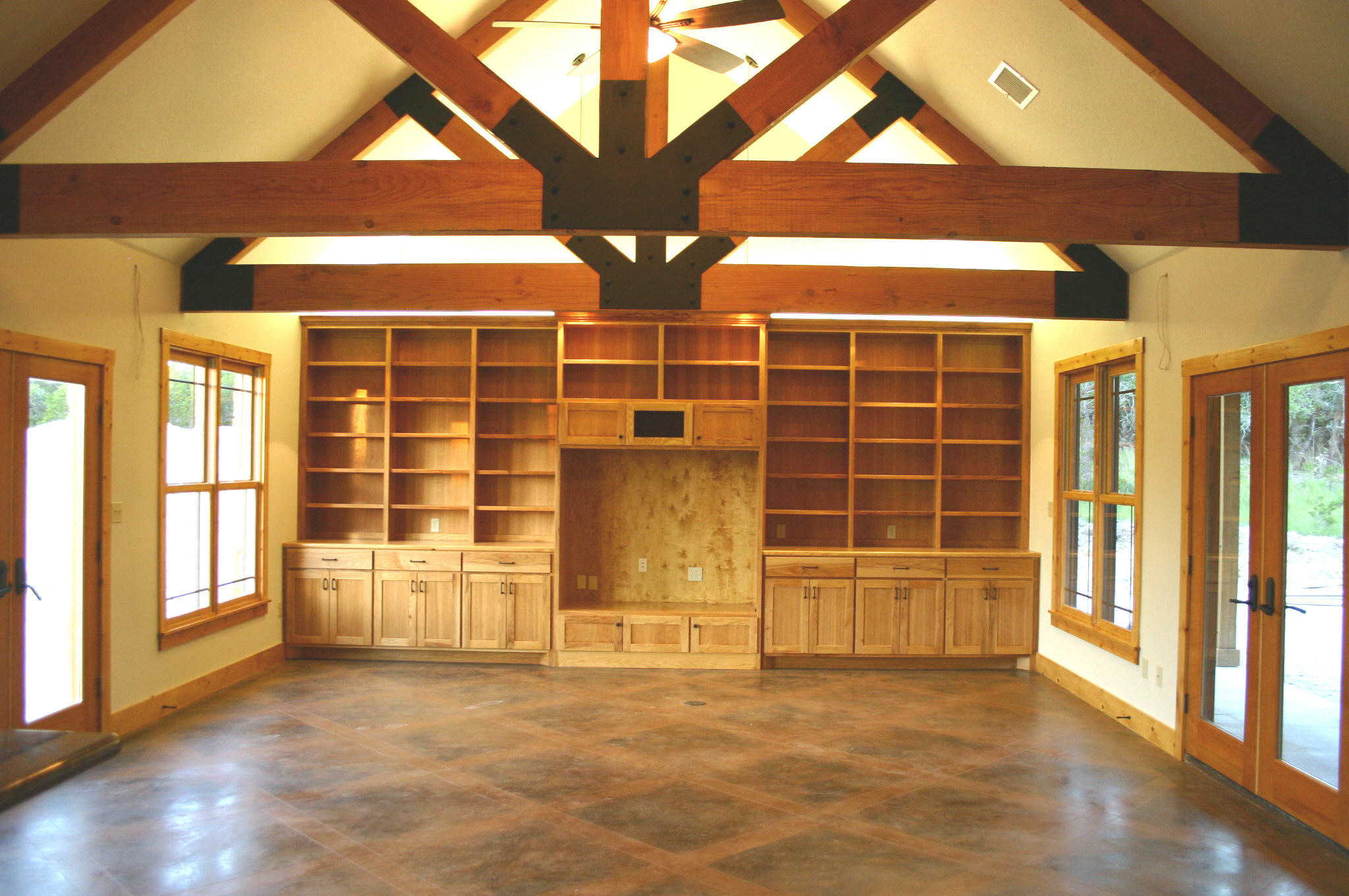 Texas hill country ranches texas hill country floors in for Hill country flooring