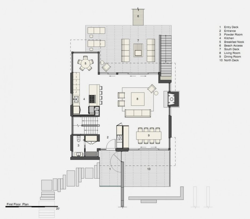 Three story beach house floor plans awesome three story for 3 story beach house floor plans