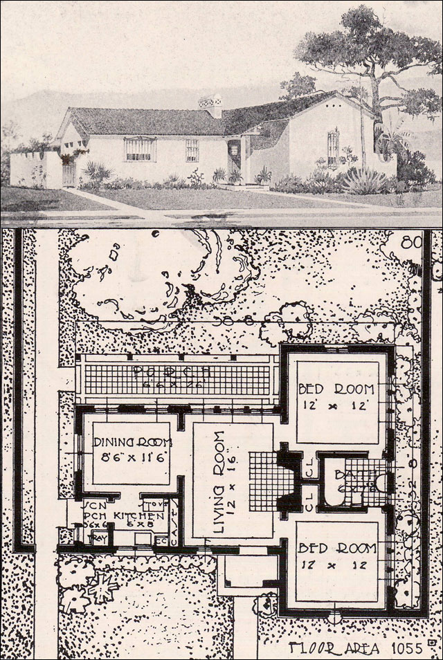 Beach Cottage Floor Plans