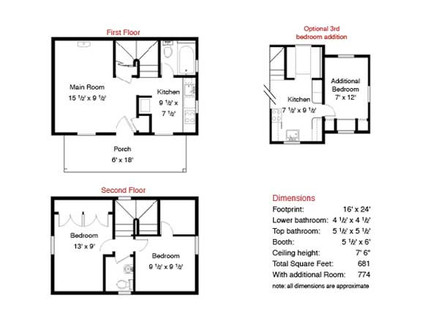 Tumbleweed Tiny House Tour Tumbleweed Tiny House Floor Plans