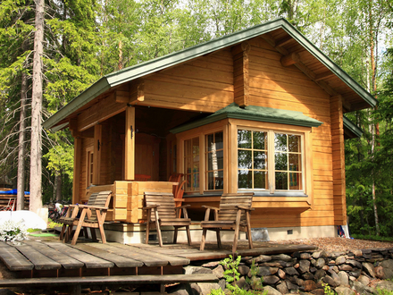 2 Bedroom Log Cabin Kits Log Cabin Kits