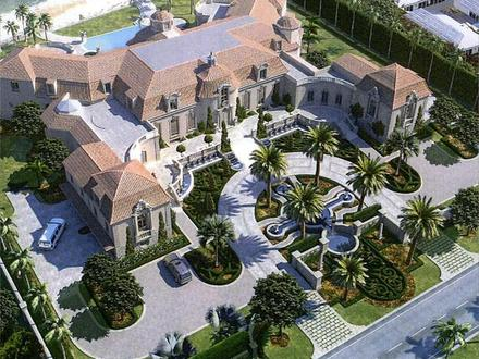 Mark wahlberg 39 s beverly park house 30000 square foot for 30000 square foot house plans