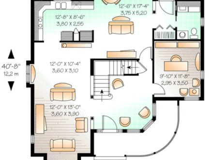 800 Square Foot House Plans 800 Square Feet House Plans