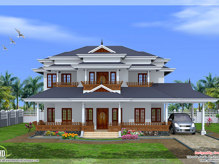 Beautiful House Designs Kerala Style Kerala Style Home Designs