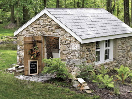 Brick Cottage Small Stone Cottage House Plans