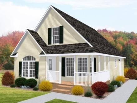 Bungalow Style Modular Homes Sale Modular Cottage Homes Designs
