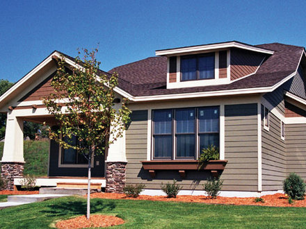 Craftsman Bungalow Style Home Plans Modern Craftsman Style Homes