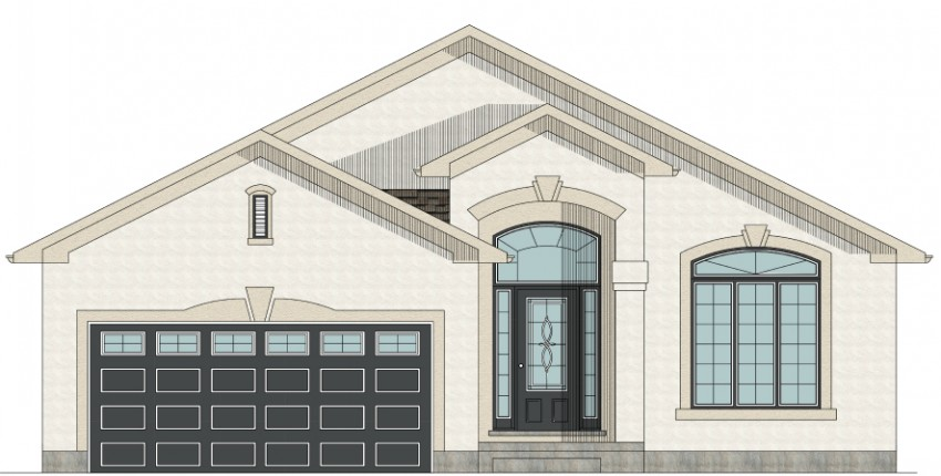 Custom bungalow house plans american bungalow house plans for Custom bungalow house plans