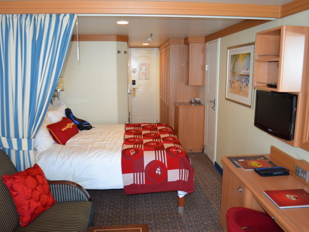 Disney Cruise Line Staterooms Inside Disney Cruise Line