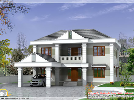 Double Storey House Plan Designs Beautiful Double Storey House Plans