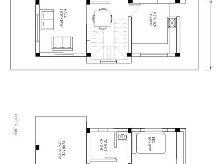 Drawing Small House Floor Plans Simple House Addition