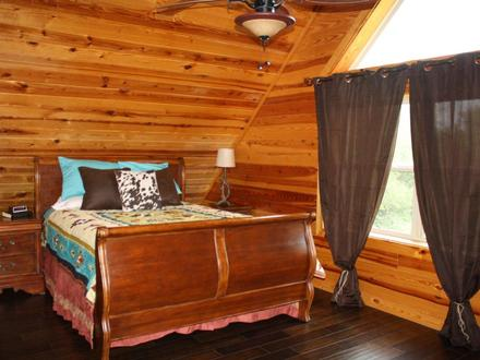 Dream Cabin Loft Bedrooms Tiny House Loft Bedroom