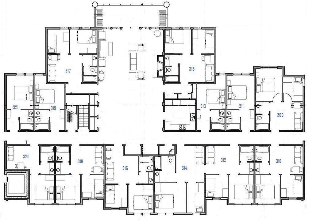 Drummond ranch lodge floor plan lodge floor plans ski for Lodge plans