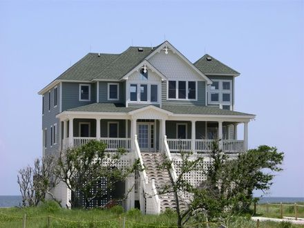 Elevated Beach House Plans Beach House Plans On Pilings