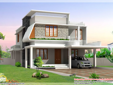 Elevation Views of Houses Modern House Elevation Designs