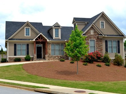 Exterior Ranch Craftsman Home Craftsman Style Ranch House Plans
