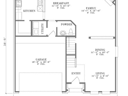 Craftsman narrow lot house plans narrow lot house plans for Charleston house plans narrow lots